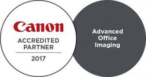 canon advanced office partner logo